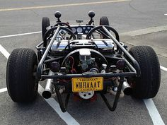 Custom Sand Rail Street Legal VW Motor 1600cc Sandrail One of a Kind Dune Buggy photo 4