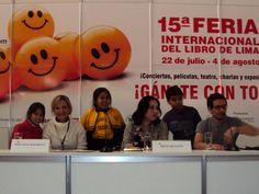 FIL Lima 2010. Ponencia de Literatura Infantil.