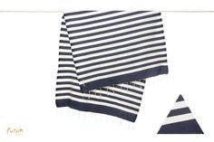 Futah: Beach Towels and Surf Ponchos, from Portugal. Enjoying The Sun, My Style, Iris, Sea, Women, Dark Blue, Blue And White, Simple, Happy