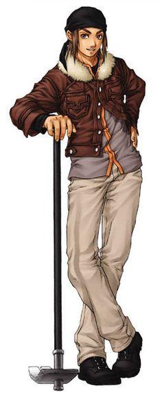 Barts - Characters & Art - Suikoden III