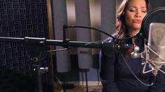 Lea Salonga --The Greatest Love Of All--  Recording