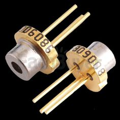 808nm 300mW High Power Burning Infrared Laser #Diode. #EngineeringStudents