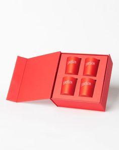 Bella Freud - Loving Mini Candle Gift Set - Set of 4 Mini Candles, Scented Candles, Bella Freud, Candle Set, My Beauty, Valentine Day Gifts, Gift Guide, Nail Polish, Stuff To Buy