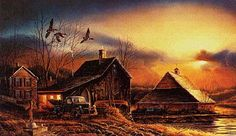 Prepared for the Season - Terry Redlin - World-Wide-Art.com