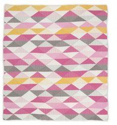 Weegoamigo Geo Blanket - Baby Village - Baby Store