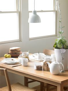 Tableware by Muji