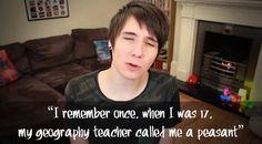 Youtuber gifs tumblr | gif edits Youtuber danisnotonfire dan howell vlogger dan gifs how not ...