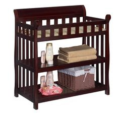 Delta Children Eclipse Changing Table Espresso Cherry -- You can get more details by clicking on the image.