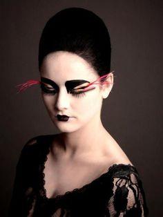 theater makeup - alyshia a.