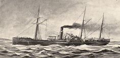 The Public Be Damned: One Black Week in 1875 - The Pacific Disaster