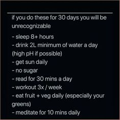 Healthy Mind, Healthy Habits, Stay Healthy, Vie Motivation, Fitness Motivation, Lifting Motivation, Self Care Activities, Self Improvement Tips, Self Care Routine