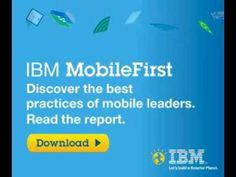 IBM's mobile technology study. See the movie, Read the book. http://ibm.co/ibvmobile