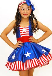 Broadway Babe: Patriotic