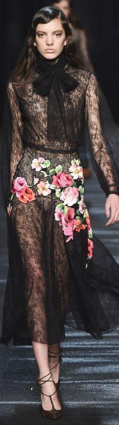 Blumarine Fall 2016 Ready-to-Wear Fashion Show