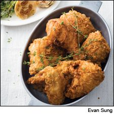 Thomas Keller's Fried Chicken and Sparkling Wine for the 4th of July | Seasonal | News & Features | Wine Spectator