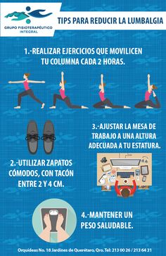 #Ejercicios #lumbalgia. haraiberia.com Postural, Love My Job, Physiology, Physical Therapy, Health Coach, My Father, Trauma, Physics, Anatomy