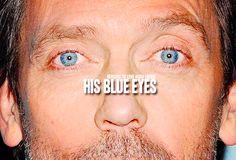Reason 02: His blue eyes.