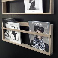 Love this #magazinerack by #foxypotato #desigtrade #designcph
