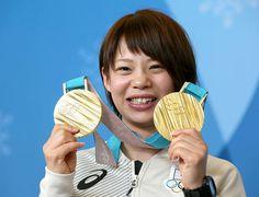 スピードスケート・高木菜那「パシュートでもメダルが獲れたので、その分落ち着いてマススタートに挑めたなと」