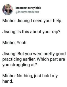 Funny Kpop Memes, Kid Memes, Mean Cat, Rap Lines, Kids Board, Funny Quotes For Teens, Kids Writing, Feeling Sad, Lee Know