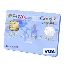 Anonymous (Use Any Name) Adwords Verification Virtual Credit Card (not reloadable) With this VCC you can verify your accounts without leaking your information. We will give you the complete 16 digits virtual credit card number , 3 Digits Security Number, and the Expiry Date. Our cards work no matter what your name is and no matter where you live.