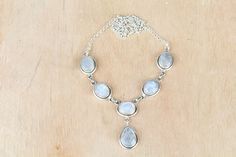 #Wholesale #Retail #Beautifully #Handmade #Faceted #Rainbow #Moonstone Gemstone #Necklace for Women,by Brillante Jewelry Made from 92.5 sterling Silver #Faceted #Rainbow #Moonstone Gemstone #Necklace. And by using Natural Gemtones..Pick this #Necklace to add new definition to your Personality.About the Brand-Associated with Glamour,style and class,Brillante–Jewelry fashion jewelry appeals to,women across all age-groups.