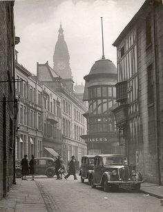 Bolton 1950... My home town