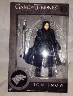 Funko Game of Thrones Legacy Collection Jon Snow Action Figure Series 1 #FUNKO