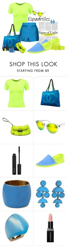 """""""Espadrilles"""" by marionmeyer ❤ liked on Polyvore featuring Athletic Propulsion Labs, China Glaze, Christian Dior, AQS by Aquaswiss, Havaianas, Furla, Annie Costello Brown, Alexis Bittar, Smashbox and espadrilles"""