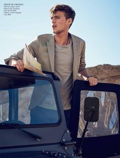 Robbie Wadge Embraces Modern Safari Styles with Lord & Taylor
