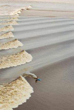 Rip curl searchers chase mesmerizing waves on the Seven Ghosts tidal bore, deep in the heart of the Indonesian jungle