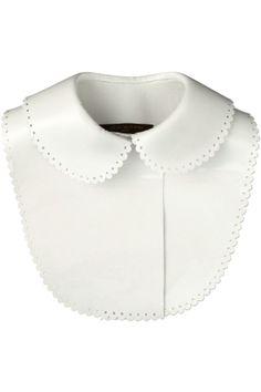 LOUIS VUITTONleather collar