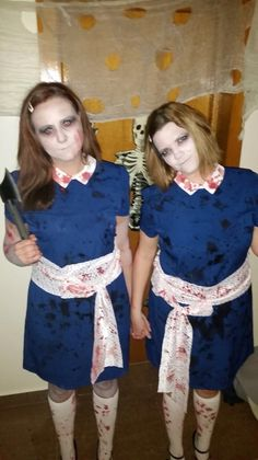 the grady twins the shining costumes amp cosplay
