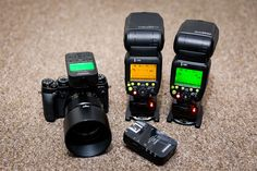 Using the Fujifilm X-T1 with off camera flash — Dean Martin Photography