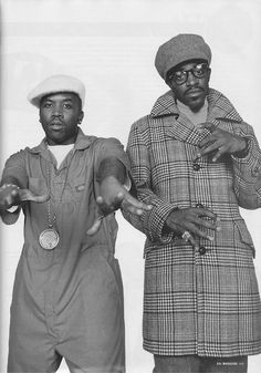 Outkast. They are true hip hop innovators. Andre 3000 just visiting us from outer space.