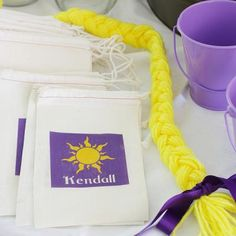 I thought of handtowels when I saw these bags...deep purple towels with the tangled sun embroidered on them...