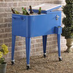 drink cart for glass bottles?
