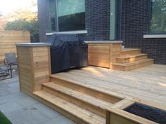 Deck by Thomas Tree Carpentry