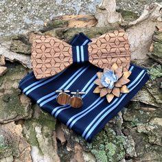A Inciso Linea fa csokornyakkendővel tedd teljessé megjelenésed, vagy csiszolj a stílusodon. Ted