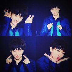 #Yesung IG Update:  귀요미송 예송 ^^ #펄블루예송 #예송송 #1+1 #귀요미  Trans: Gwiyomi Song Yesong ^^ #PearlBlueYesong #Yesongsong #1+1 #Gwiyomi