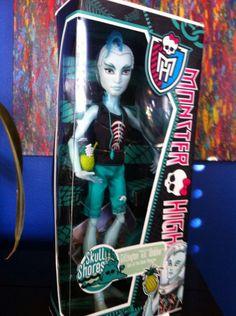#Monster High Gil Webber Doll www.wonderfinds.com/item/3_221221742366/c335/Monster-High-Gil