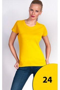 T-shirt Ladies' Heavy 22160 kolor