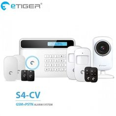 Wifi HD camera With Etiger Wireless GSM/PSTN Home Smart Alarm System Security protection Alarm System With App Control Find out more on AliExpress website by clicking the VISIT button Wireless Alarm System, Home Security Alarm System, Home Security Tips, Alarm Systems For Home, Wireless Home Security Systems, Safety And Security, Security Camera, Security Service, Security Surveillance