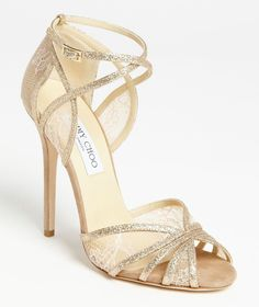 "Jimmy Choo for the ""Roxy"" & ""Velma"" Number! / #Wedding"