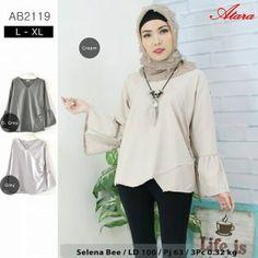 Blouse Selena Bee AB2119 - Grosir Baju Muslim Termurah b689050f10