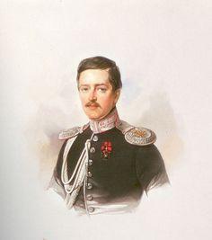 Князь Владимир Дмитриевич Голицын, внук кн. Н.П.Голицыной.