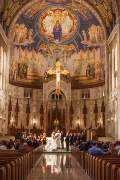 Rosary Cathedral in Toledo, Oh