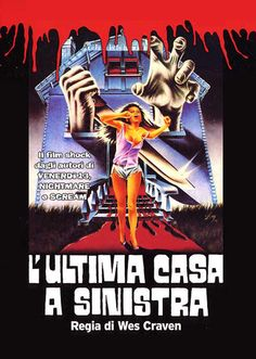 The Last House on the Left (1972) (Italy)