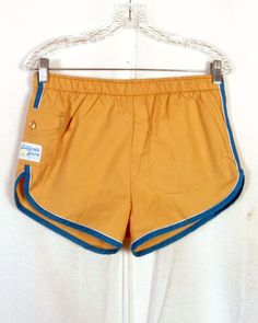 181fc7e880 vtg 70s California Shores NOS NWOT Men's Swim Trunks Board Shorts Retro  32-34