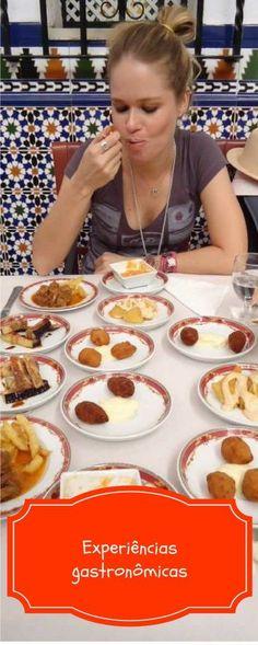 Viajar pelos sabores de um lugar faz parte da diversão de ser viajante. Aqui, cinco experiências gastronômicas marcantes, memoráveis e inesquecíveis.